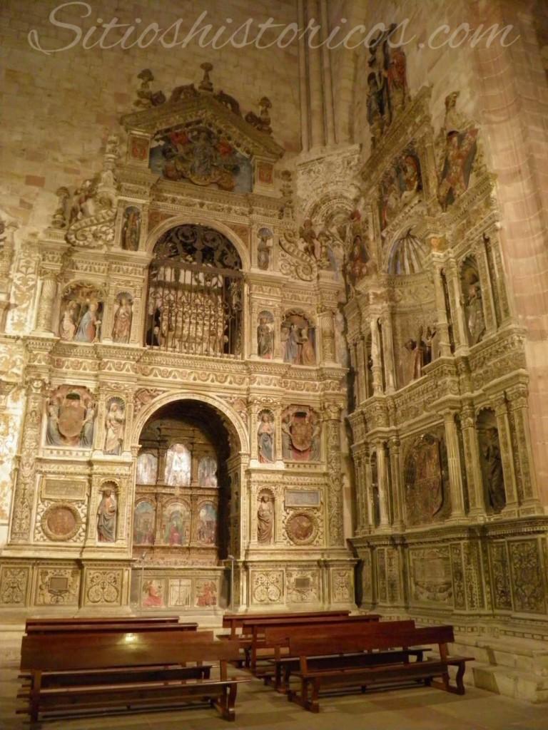 Capilla de Santa Librada en la actualidad tras la restauración.