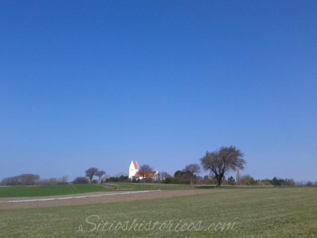 Iglesia Fanefjord