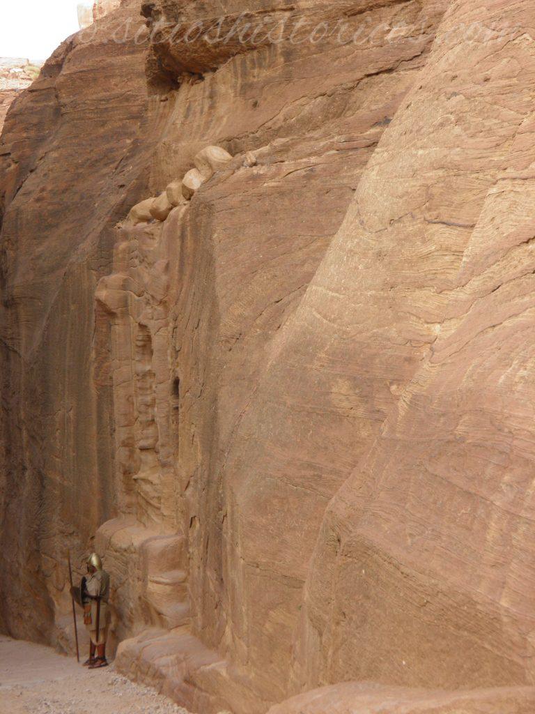 Garganta del Siq Petra