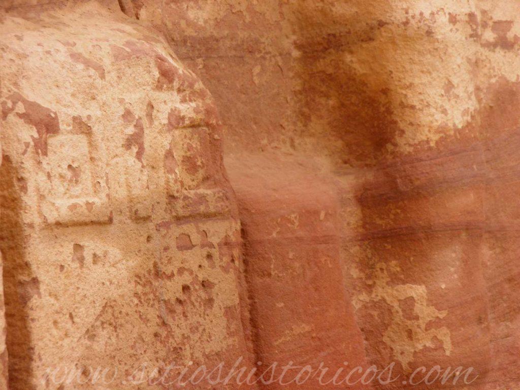 Piedras-dios de al-Siq