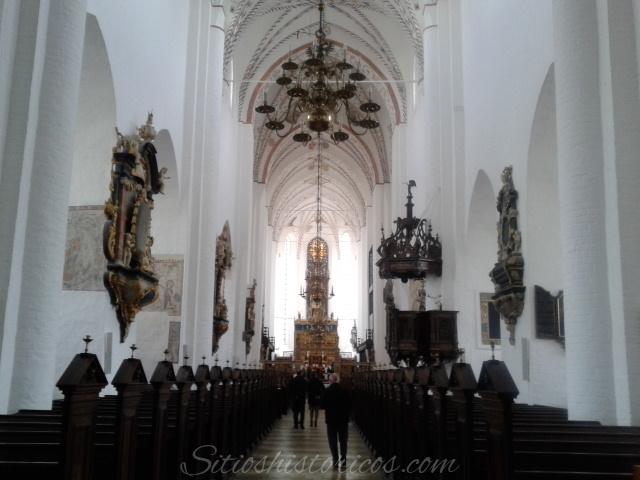 Catedral de Aarhus Dinamarca
