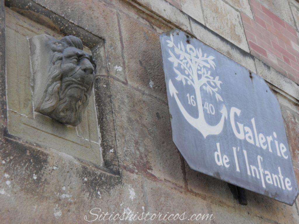 Casa de la infanta Donibane Lohizune