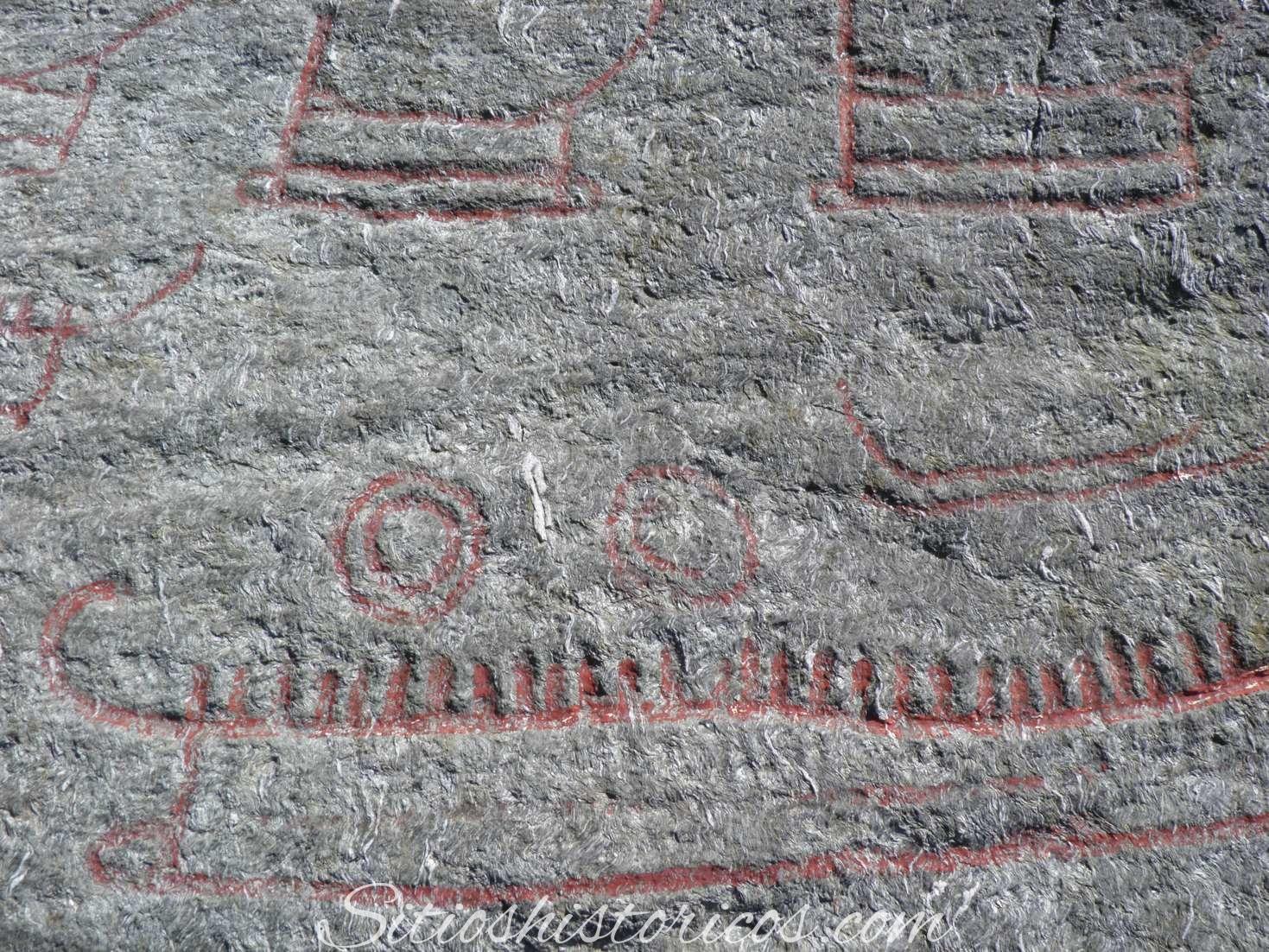 Arte rupestre Escandinavia