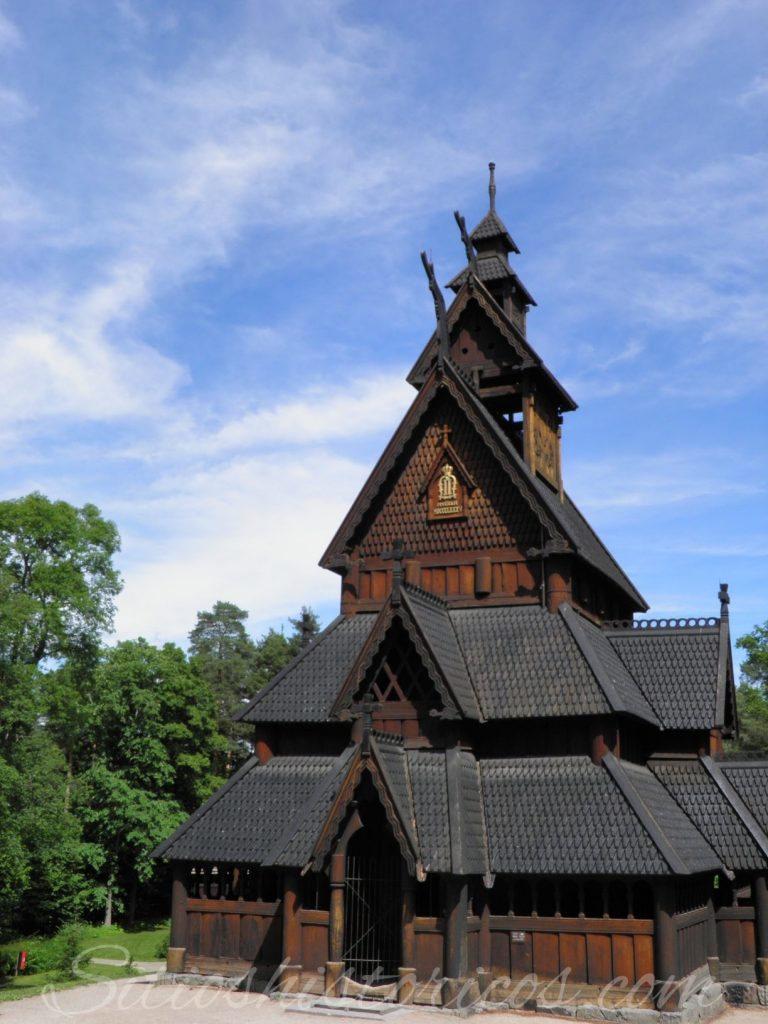 Iglesia folk museum