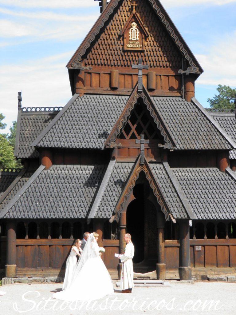 Boda iglesia Oslo