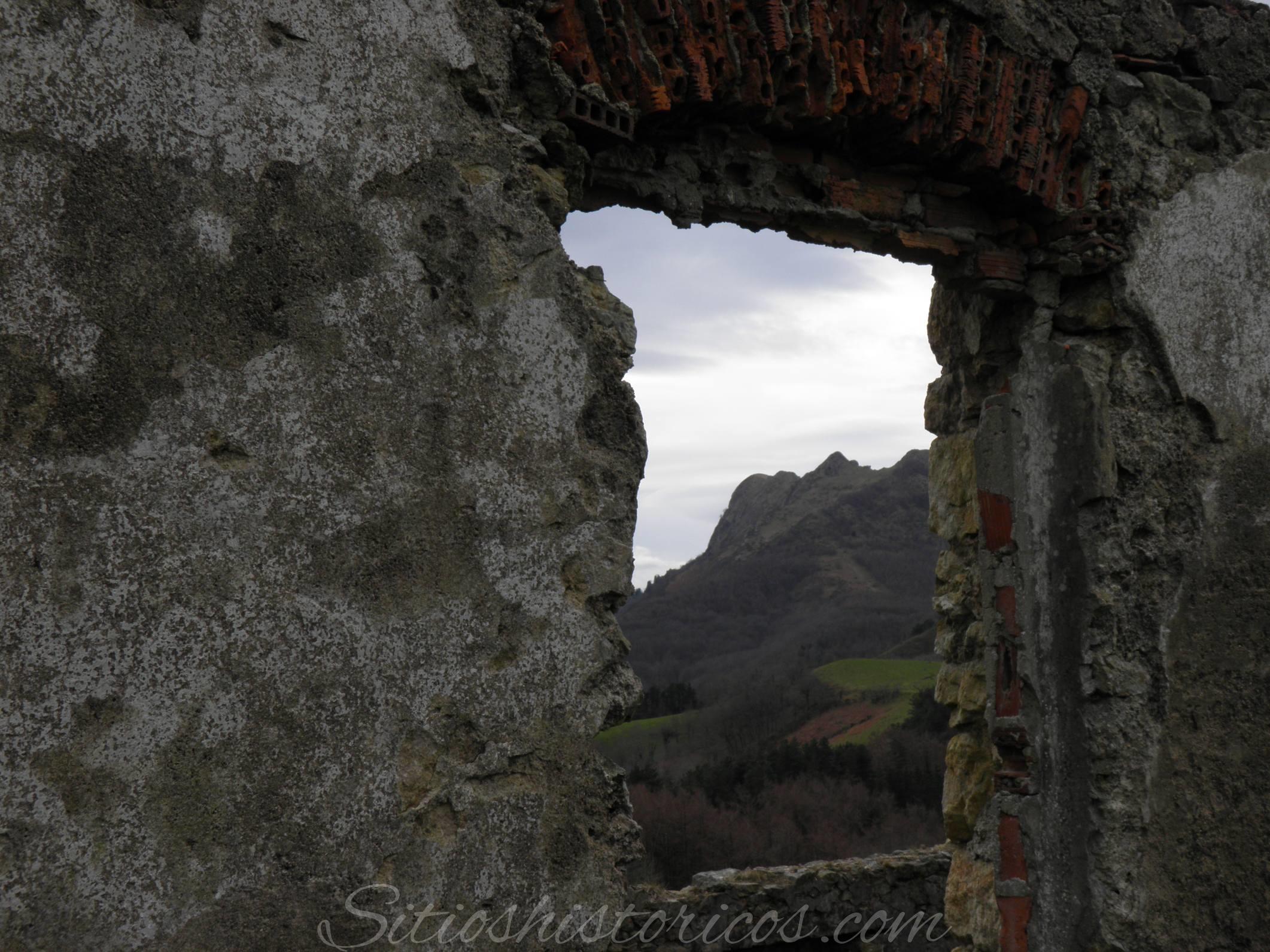 Sitios históricos fuerte Erlaitz