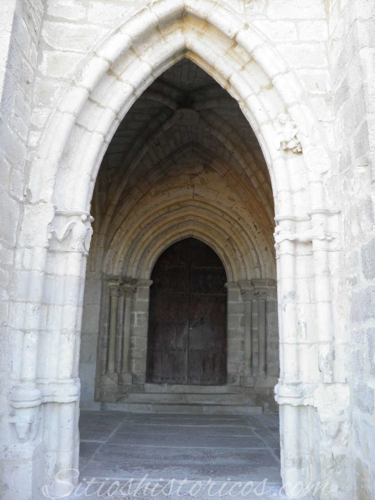 Sitio histórico gótico