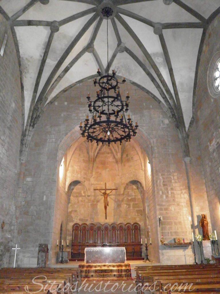 Iglesia Virgen de la Peña Graus