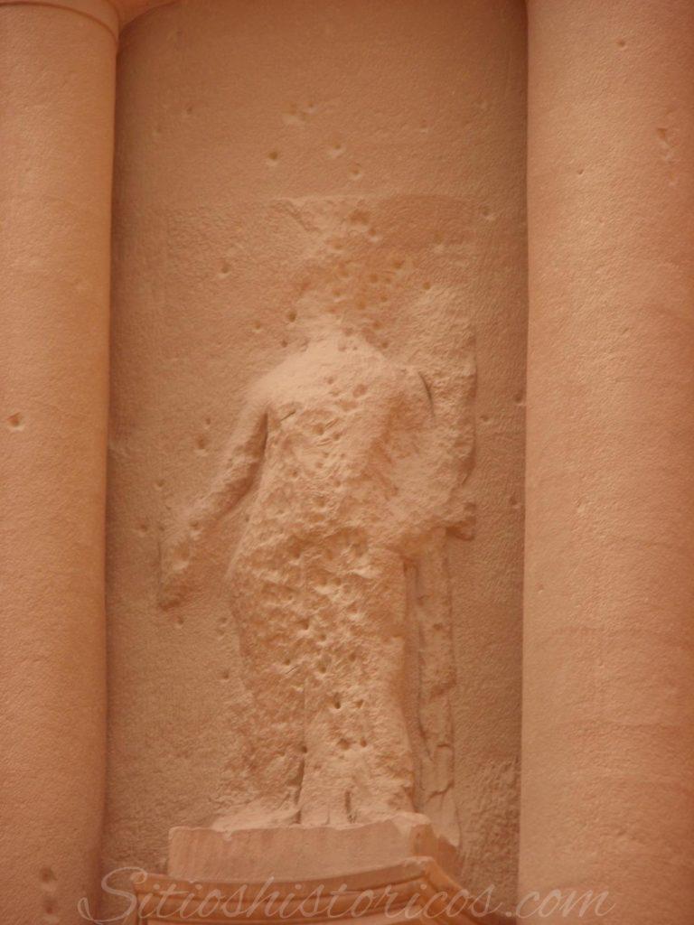 Escultura Petra