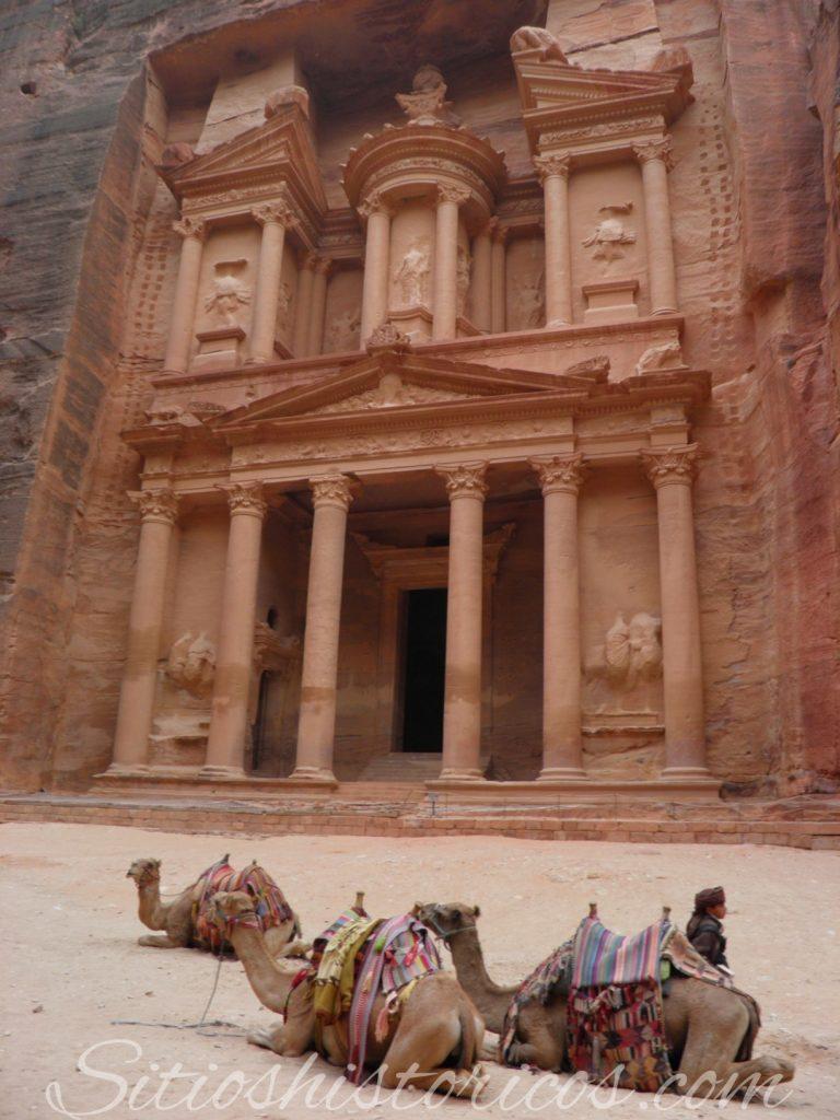 Sitios históricos Petra