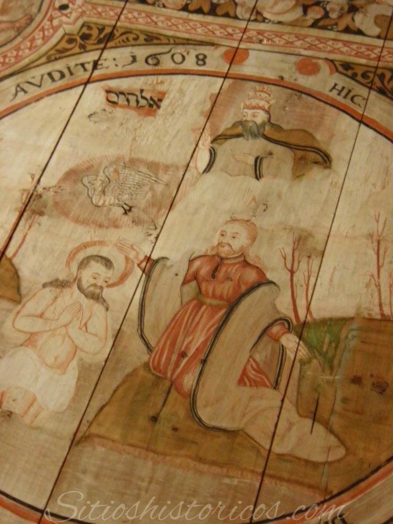 Pinturas medievales Noruega