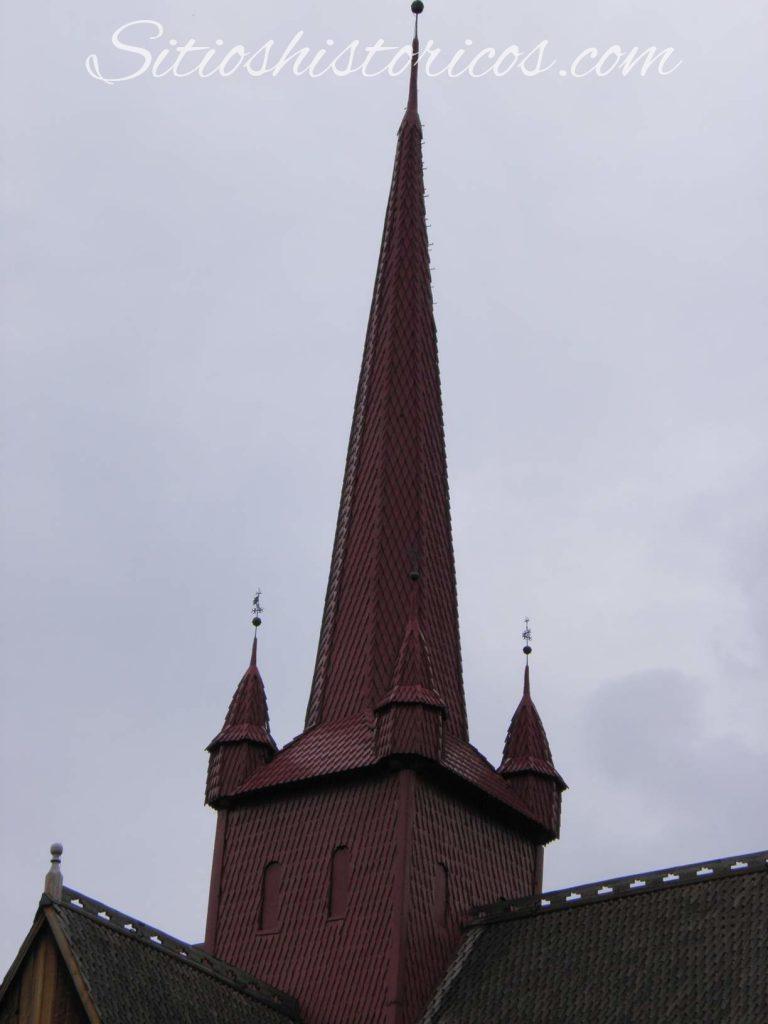 Ringebu tower