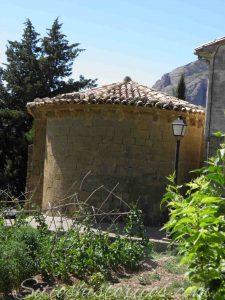 Iglesia románica riglos