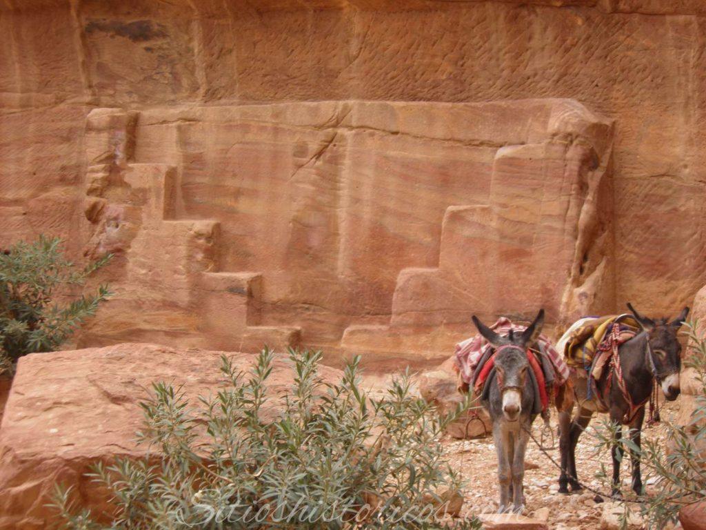 Nabatean tomb
