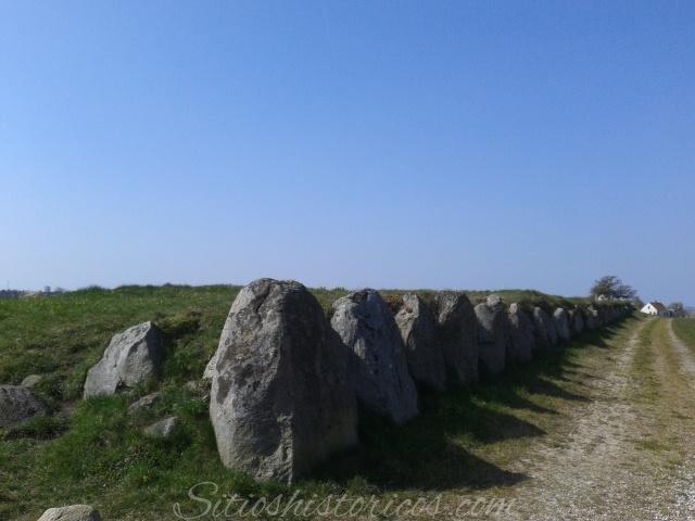 Sitios históricos Møn