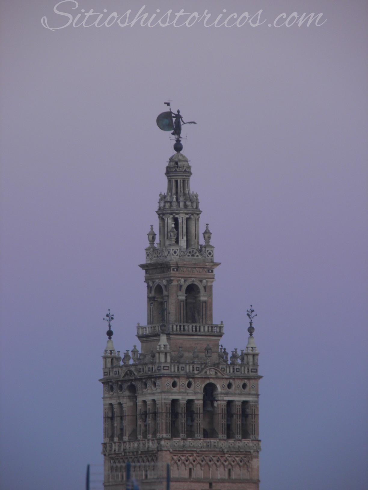 Sitios históricos Sevilla