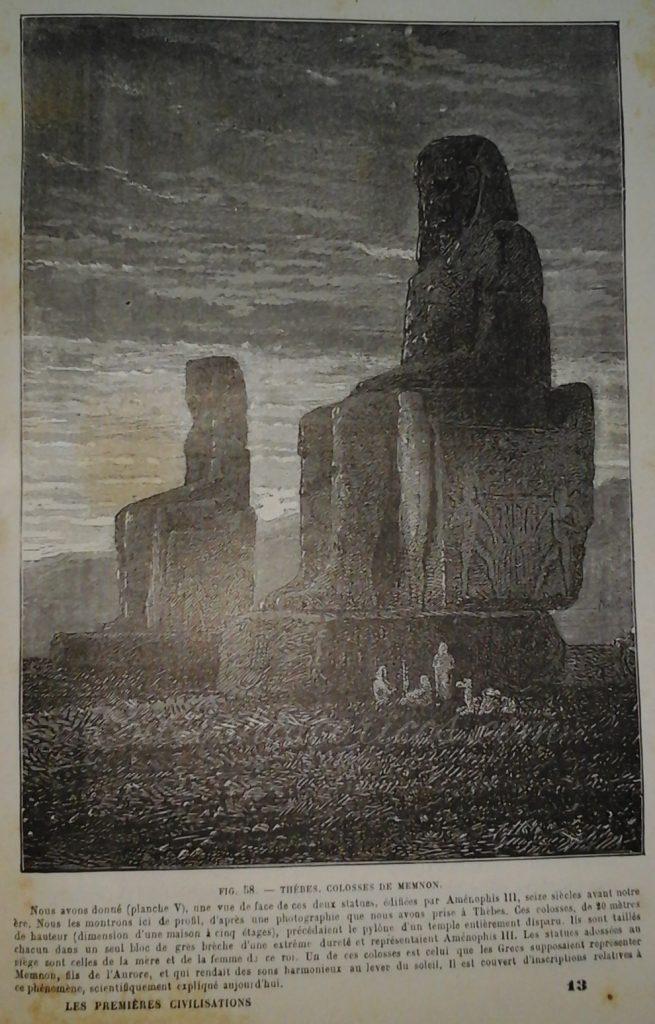 Dibujo Egipto