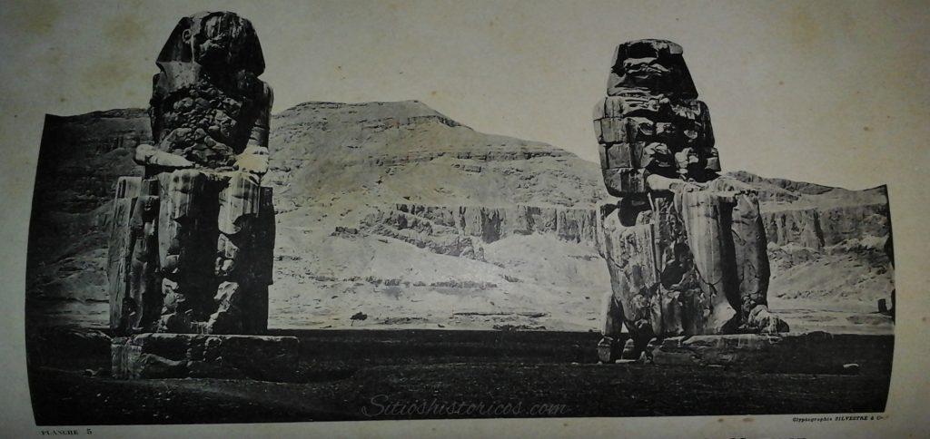 fotografía antigua egipto