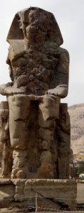 Coloso sur Egipto