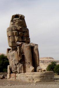 Coloso norte Egipto