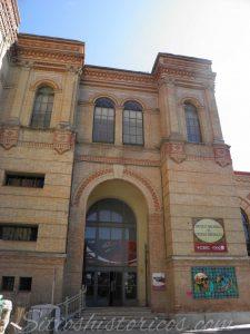 Edificios históricos Madrid