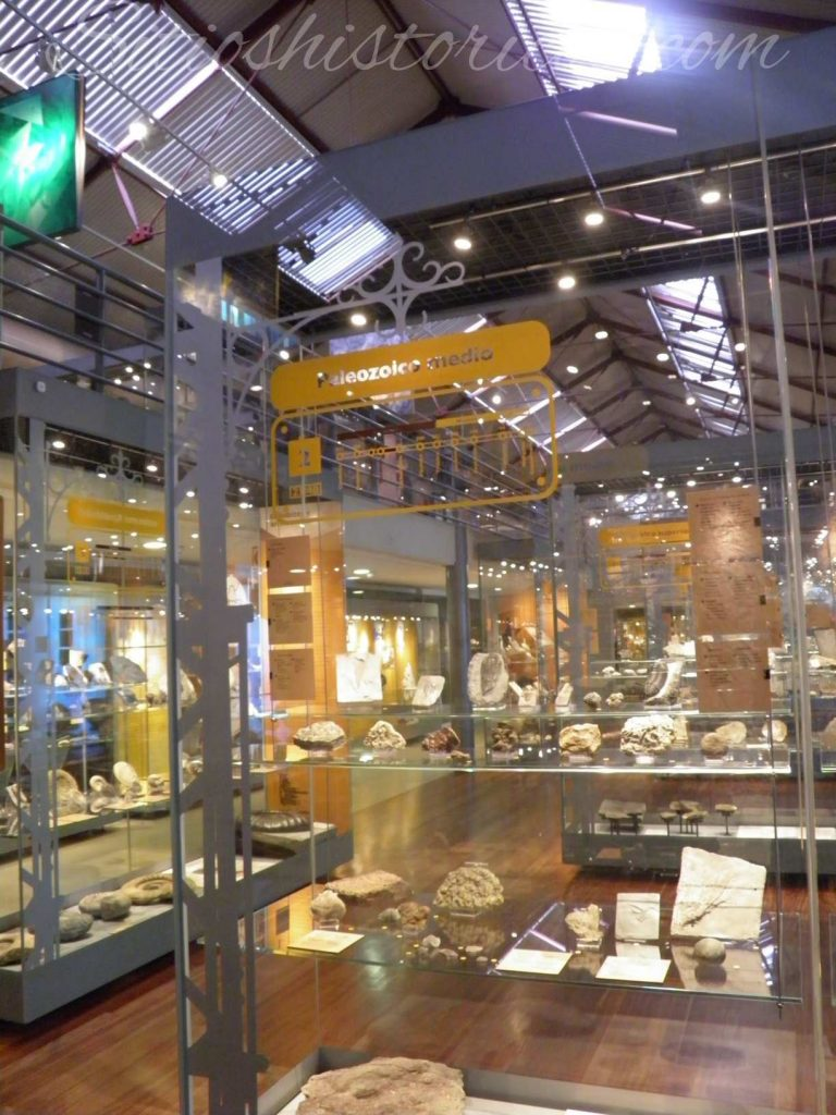 Museo minerales Madrid