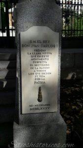 Monumento caídos por España
