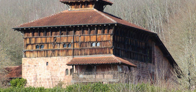 Lugares historicos Navarra