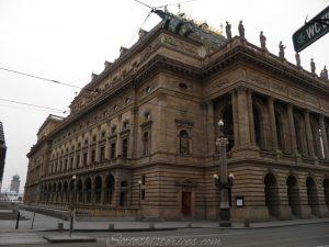 Sitios con historia Praga