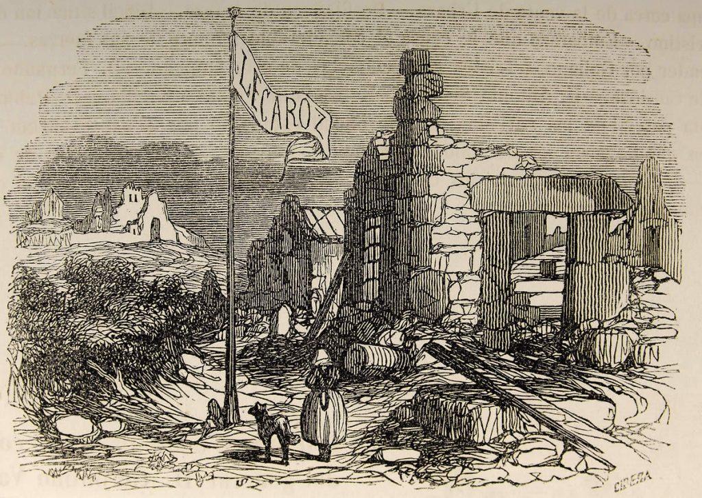 Incendio Lekaroz