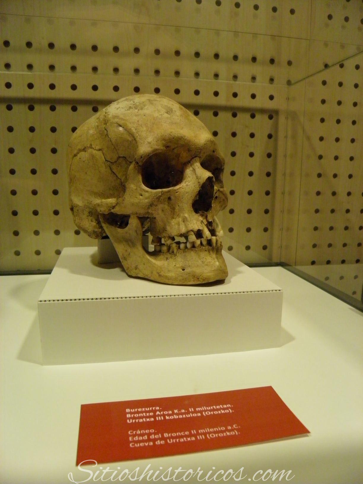 Museo arqueológico Bizkaia