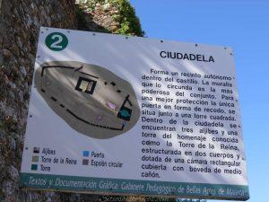Ciudadela castillo Águila