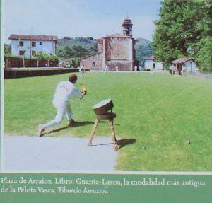 Laxoa Navarra