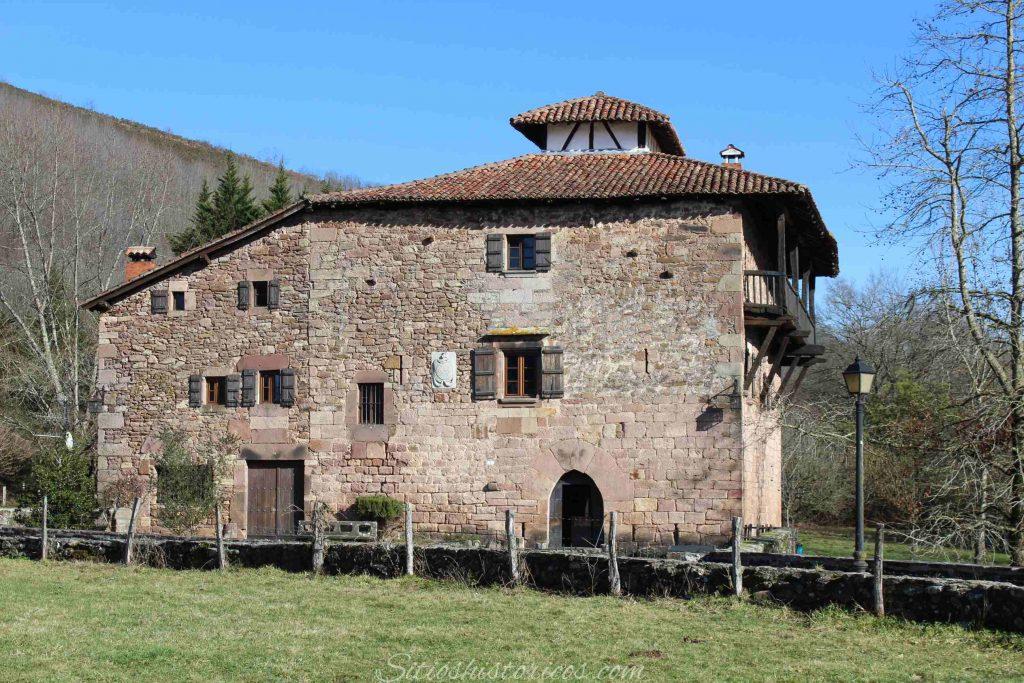 Sitios históricos Navarra