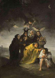 Brujas Goya