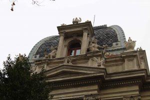 Edificios monumentales Madrid