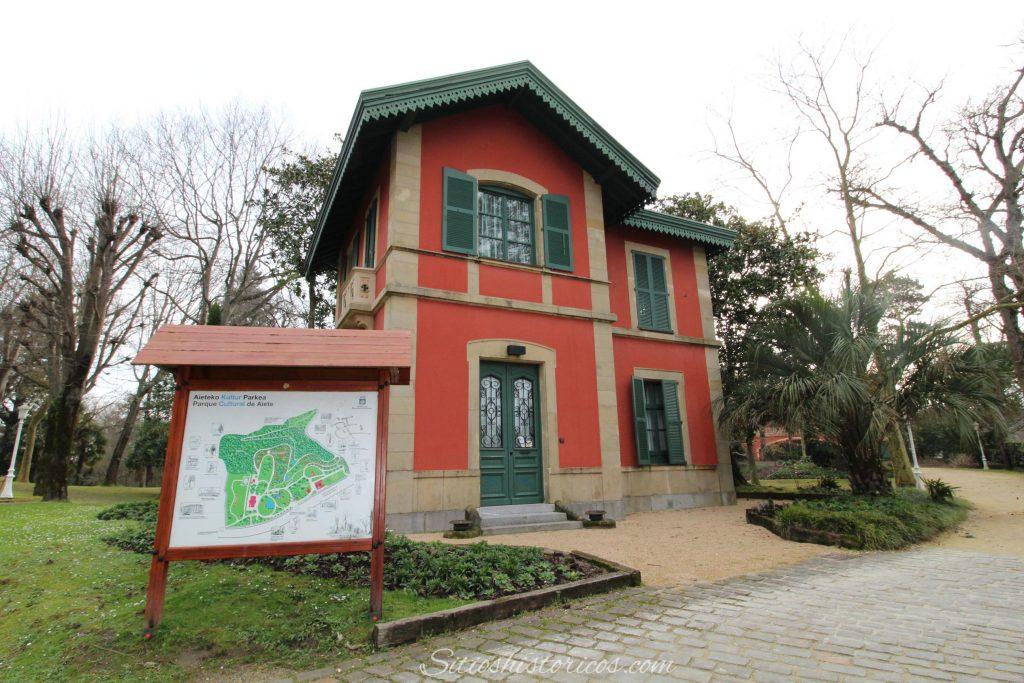 Casa del guarda Aiete