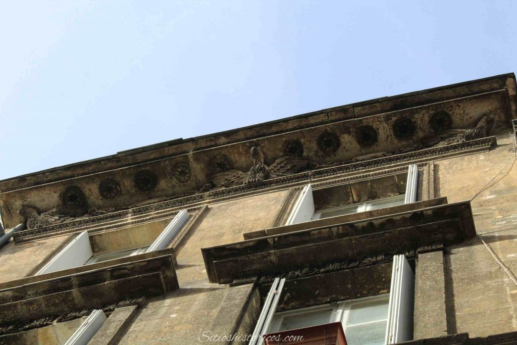 Casa águilas Burdeos