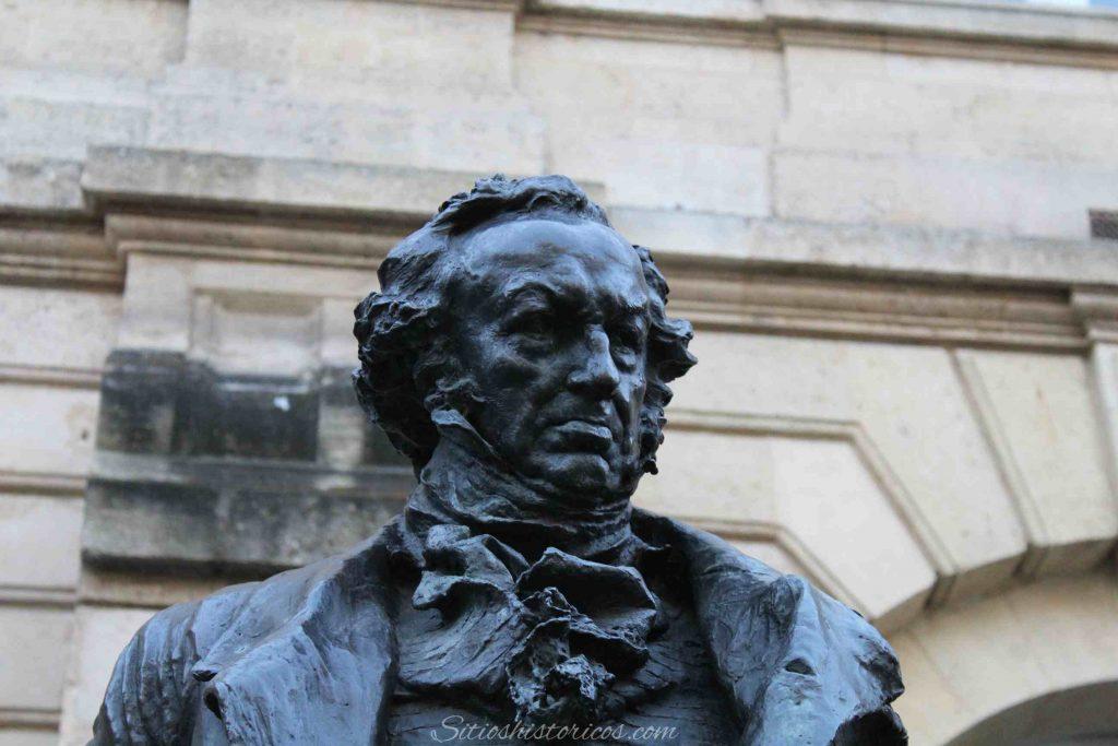 Escultura Goya