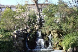 Estatua jardín Burdeos