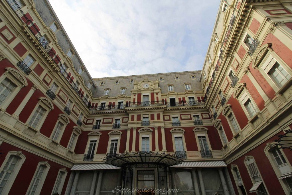 Lugares con historia Biarritz