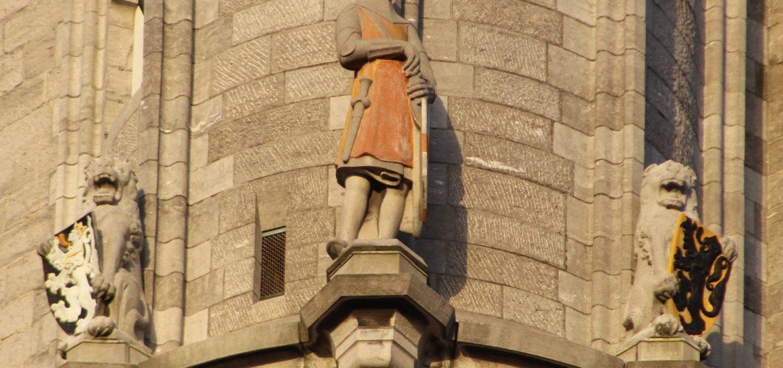 Sitios históricos Gante