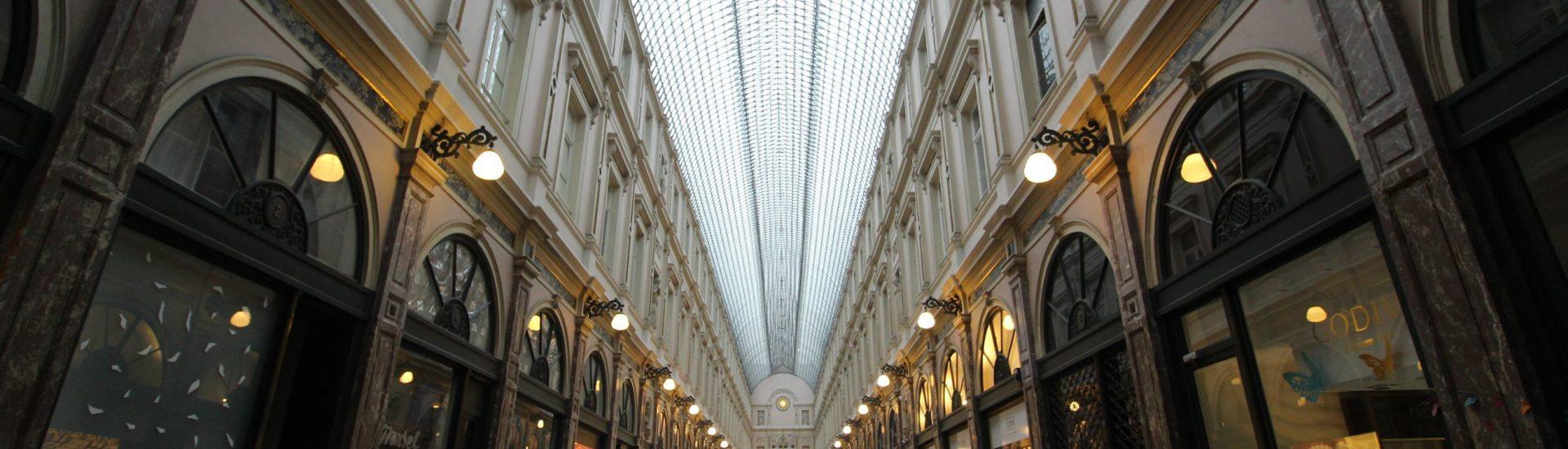 Galerias Bruselas