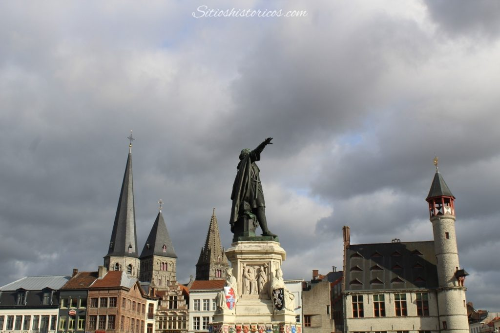 Sitios históricos Bélgica