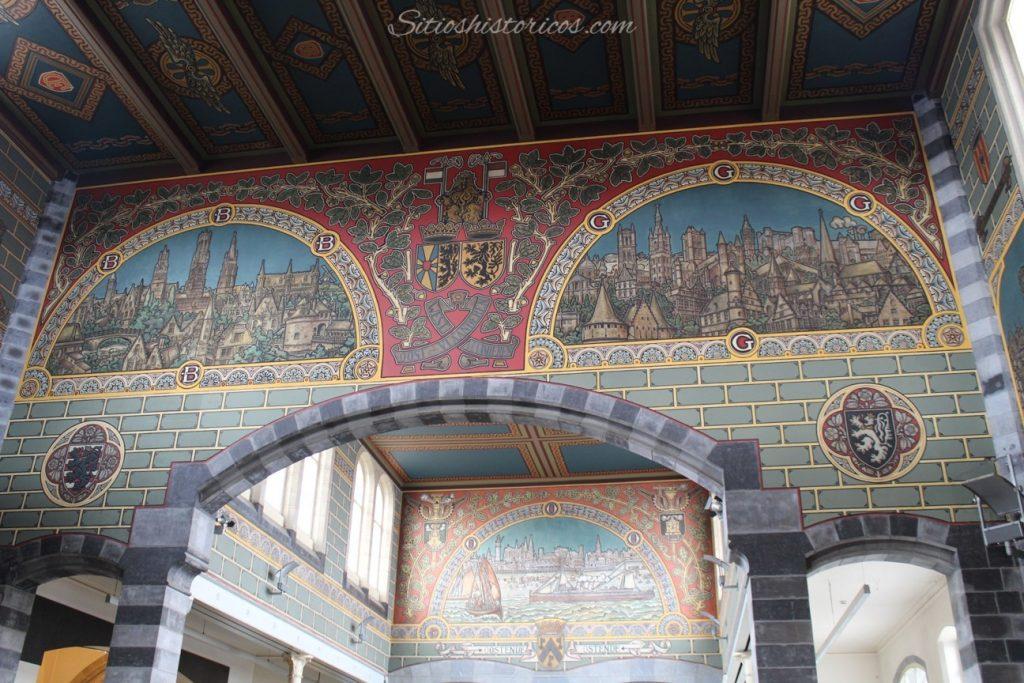 Edificios históricos Gante