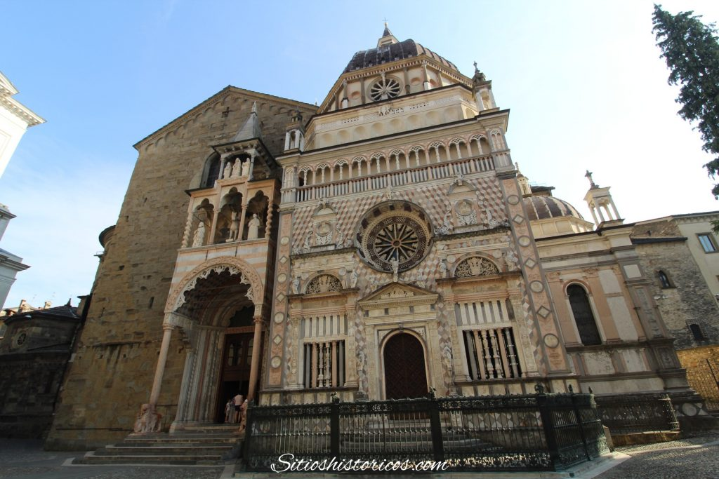 Que ver Bergamo