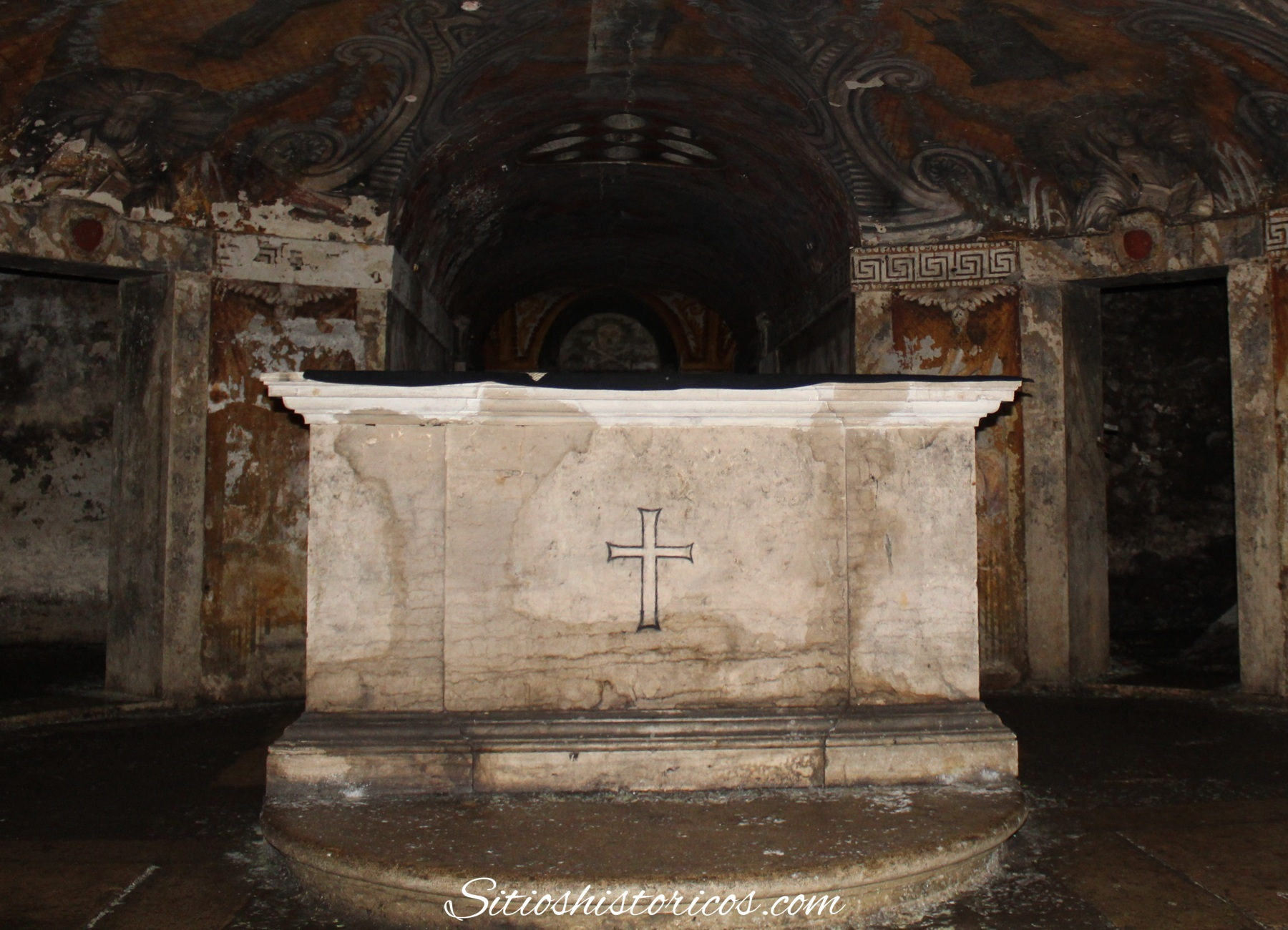 Cripta San Simeon Piccolo