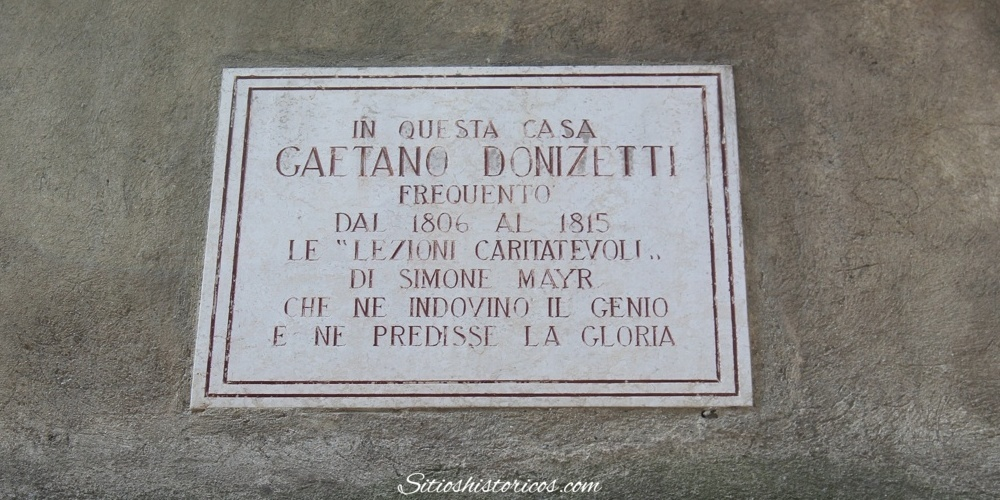 Donizetti Bérgamo