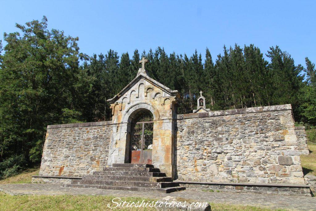 Cementerio necolásico Marin