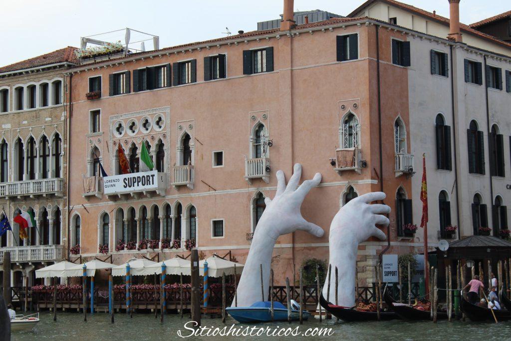 Escultura Venecia
